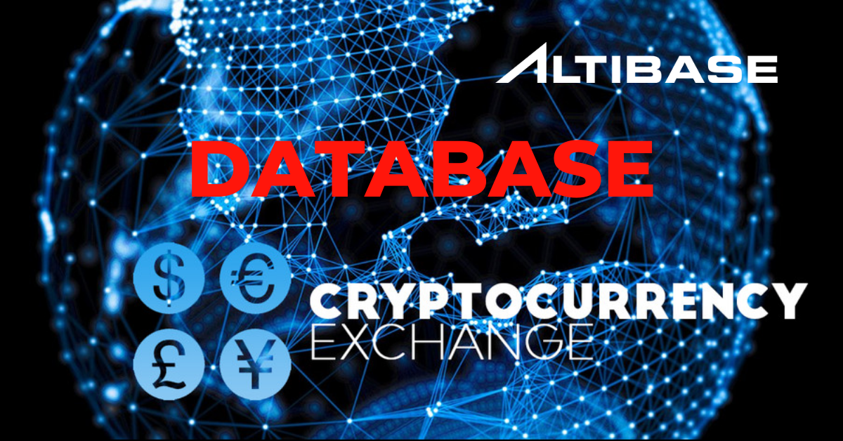 Altibase is Adopted by CoreDAX, a Cryptocurrency Exchange